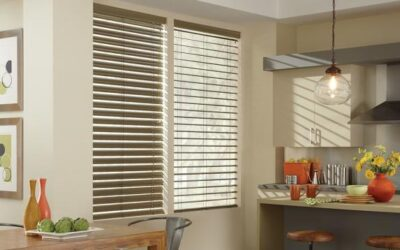 Horizontal Blinds Gallery