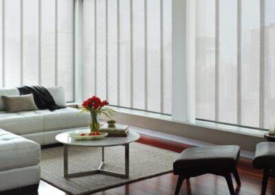 Skyline® Gliding Window Panels